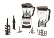 Ninja Kitchen System 1100 - blend, chop and mix everything